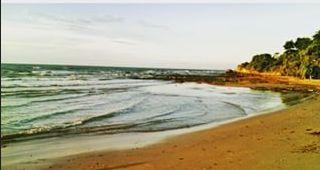 Pantai Jatisari Surga Mungil Alami Rembang Infonya Sluke Kab