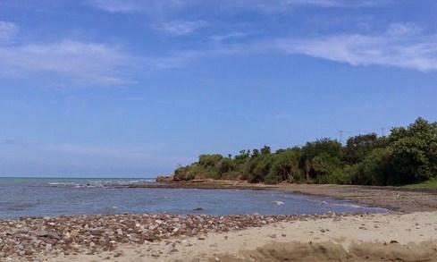 Pesona Keindahan Wisata Pantai Jatisari Sluke Rembang Jawa Tengah Kab