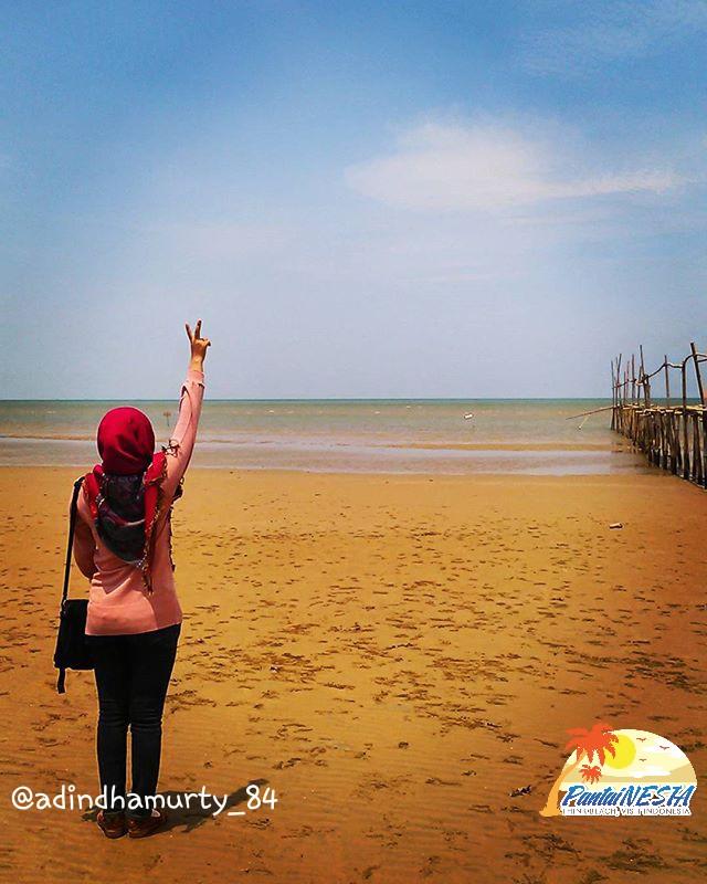 Destinasi Wisata Cantik Pantai Karang Jahe Rembang Pantainesia Kab