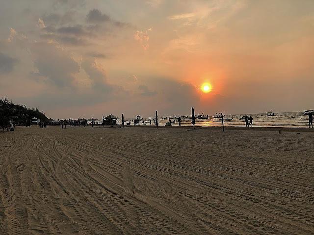 Info Lengkap Karang Jahe Beach Kjb Rembang Sunset Pantai Kab