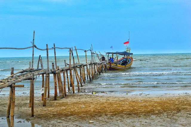Karang Jahe Pantai Terindah Rembang Wisata 2018 Indah Kab