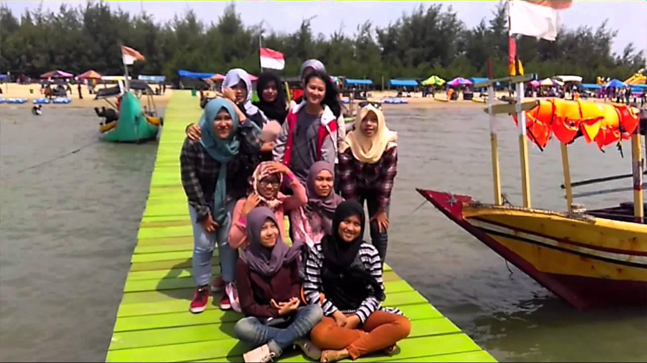 Objek Wisata Pantai Karang Jahe Rembang Youtube Kab