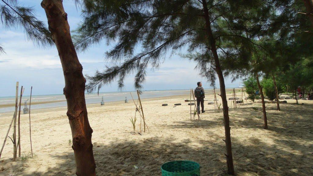 Pantai Karang Jahe Rembang Backpacker Jakarta Kab
