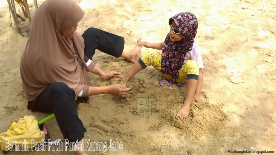 Pantai Karang Jahe Rembang Bangkit Kab