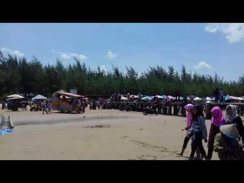 Pantai Karang Jahe Rembang Jawa Tengah Youtube Kab
