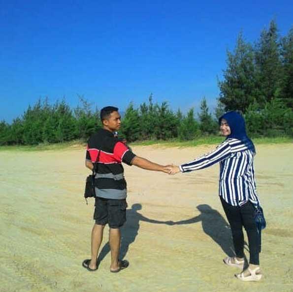 Pantai Karang Jahe Rembang Mytrip123 Kab