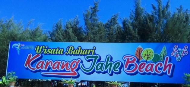 Pantai Karang Jahe Rembang Wisata Bahari 1000 Pohon Cemara Jawa