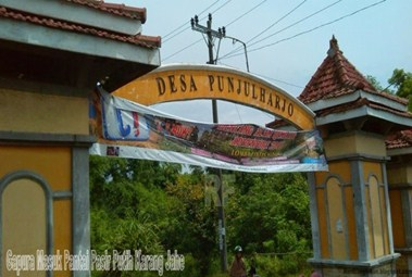 Pantai Karang Jahe Wisata Lokal Rembang Karangjahe Kab