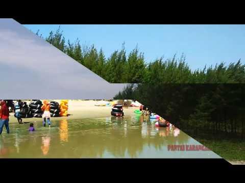 Rembang Pemandangan Pantai Karang Jahe Wisataku Youtube Kab