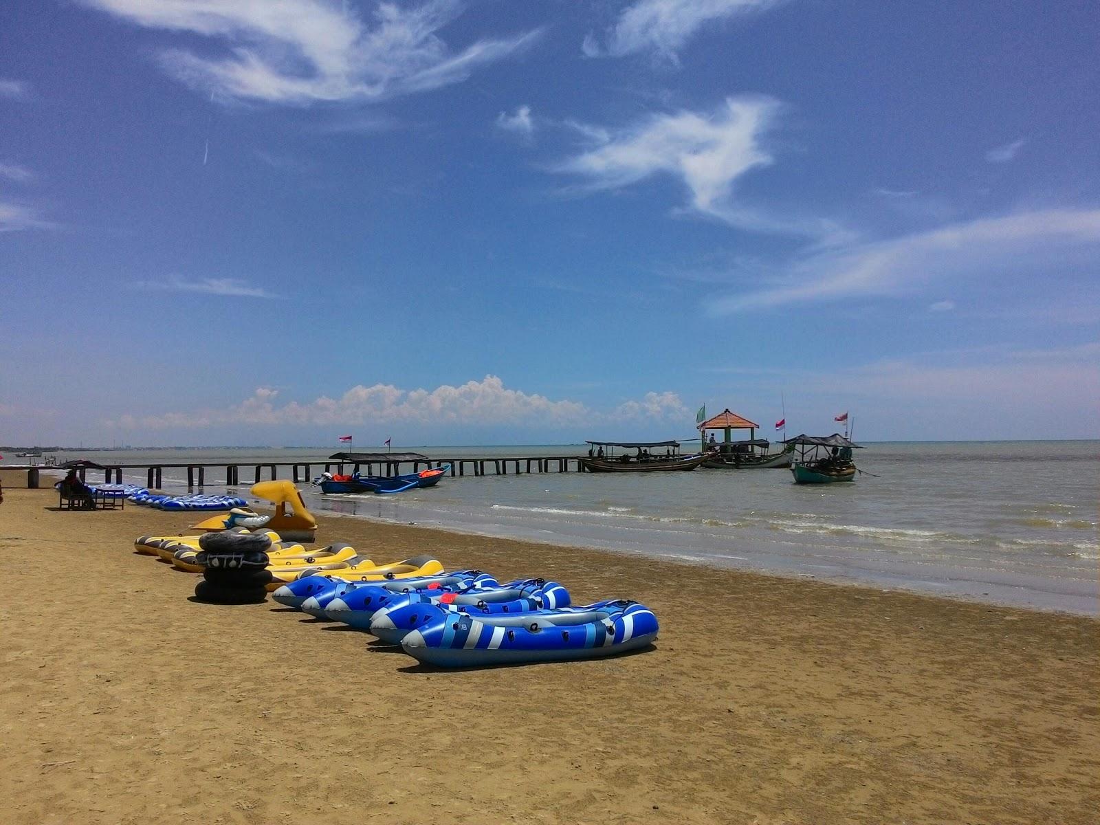 Wisata Ceria Anak Pintar Lincah Pantai Karang Jahe Kab Rembang
