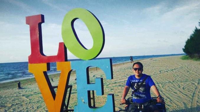 Wisata Pantai Karang Jahe Desa Punjulharjo Tempat Kab Rembang