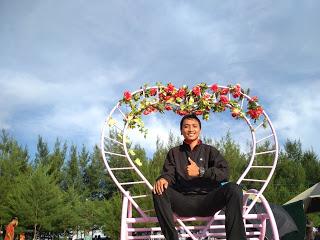 Wisata Pantai Karang Jahe Rembang Jawa Tengah Kab