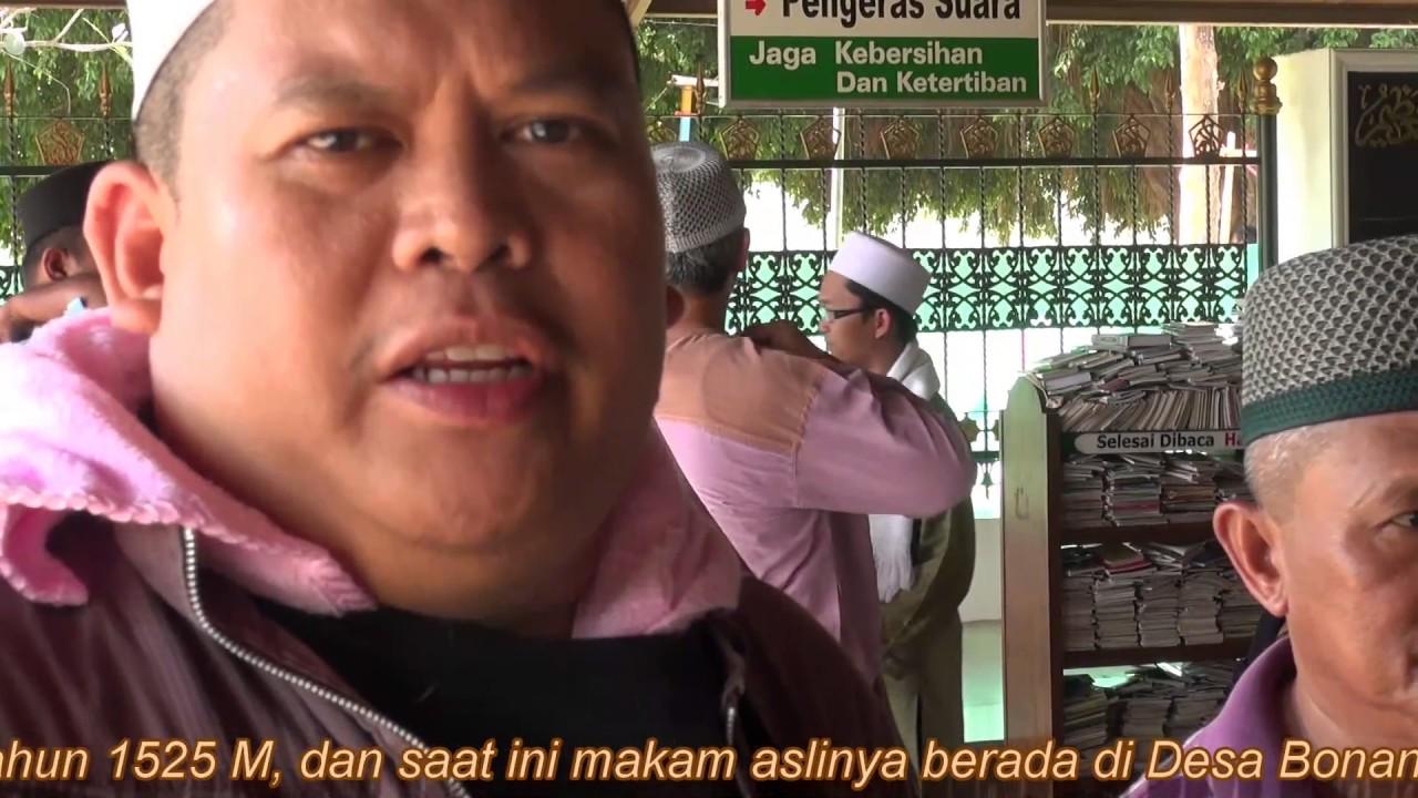 Expidisi Ziarah Wali Songo Makam Sunan Bonang Kabupaten Rembang Jawa