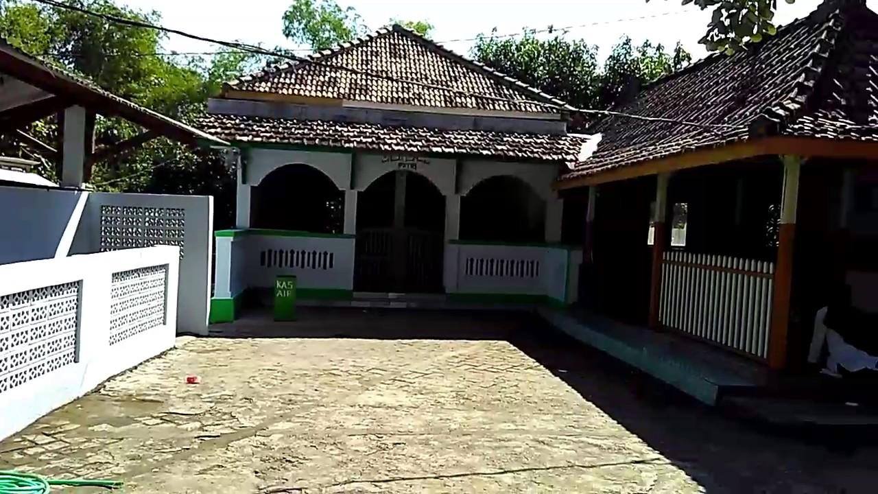 Makam Pasujudan Sunan Bonang Wisata Religi Lasem Rembang Petilasan Kab