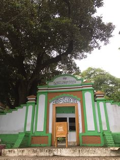 Makam Putri Cempo Situs Pasujudan Sunan Bonang Lasem Rembang Gerbang