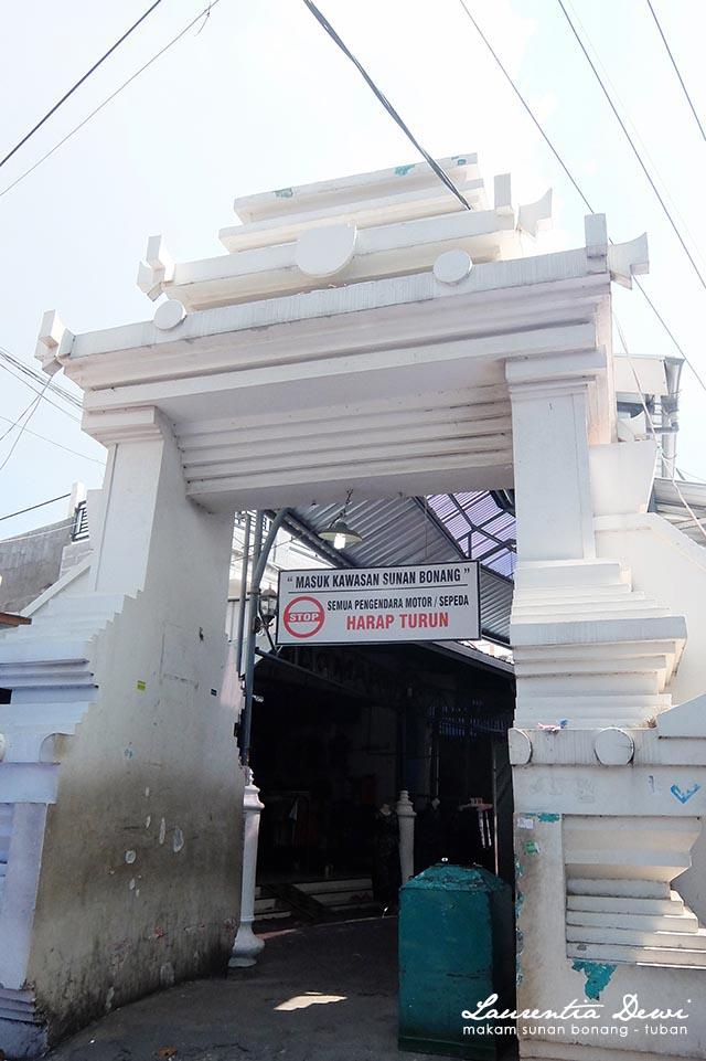 Makam Sunan Bonang Tuban 1 4 Beliau Petilasan Kab Rembang