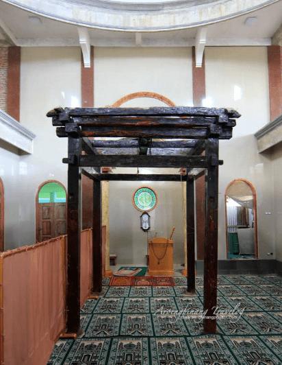 Masjid Sunan Bonang Rembang Kontraktor Kubah Petilasan Kab