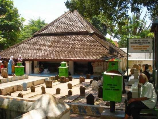Mki Peta Lokasi Makam Sunan Bonang Foto Radentotok Wordpress Petilasan