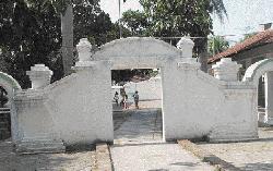 Wisata Sejarah Sunan Bonang Arumsekartaji Desa Petilasan Kab Rembang