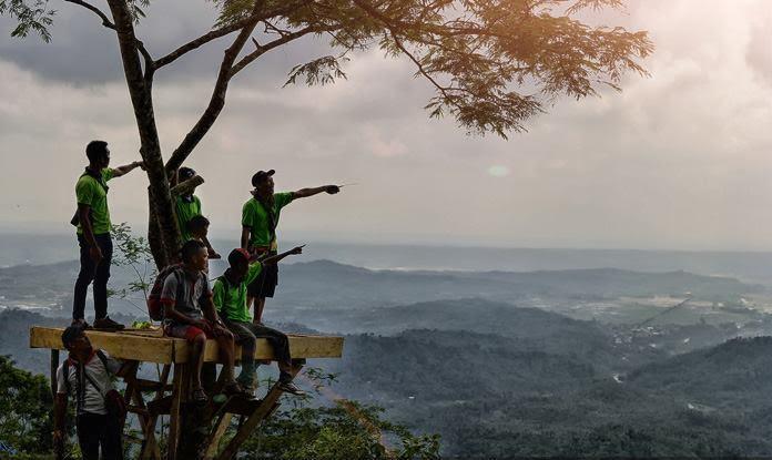 Desa Panusupan Tempatnya Surga Alam Indonesia Ery Udya Blog Berfoto