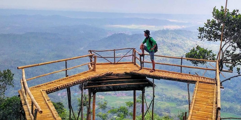 Lokasi Rute Menuju Rumah Pohon Igir Wringin Purbalingga Kab Rembang