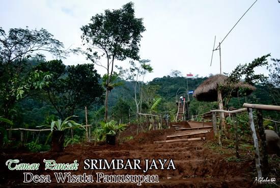 Panorama Menakjubkan Desa Wisata Penusupan Klikanggaran Atas Rumah Pohon Bisa