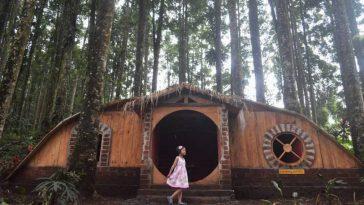 Tempat Ngadem Hits Purbalingga Rumah Pohon Igir Wringin Punya Hobbit