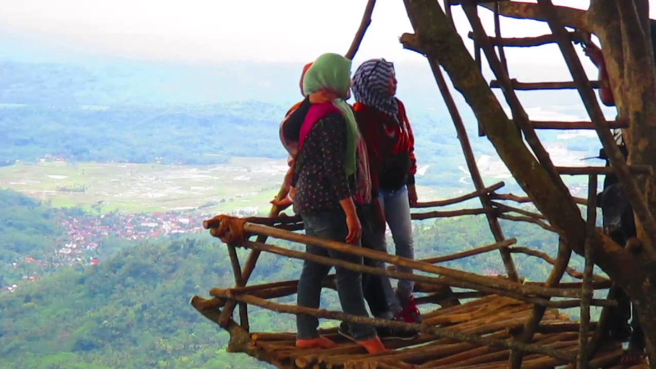 Wisata Purbalingga Rumah Pohon Rembang Jateng Youtube Igir Wringin Kab