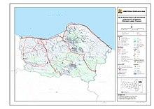 Kabupaten Rembang Wikipedia Bahasa Indonesia Ensiklopedia Bebas Peta Infrastruktur Situs