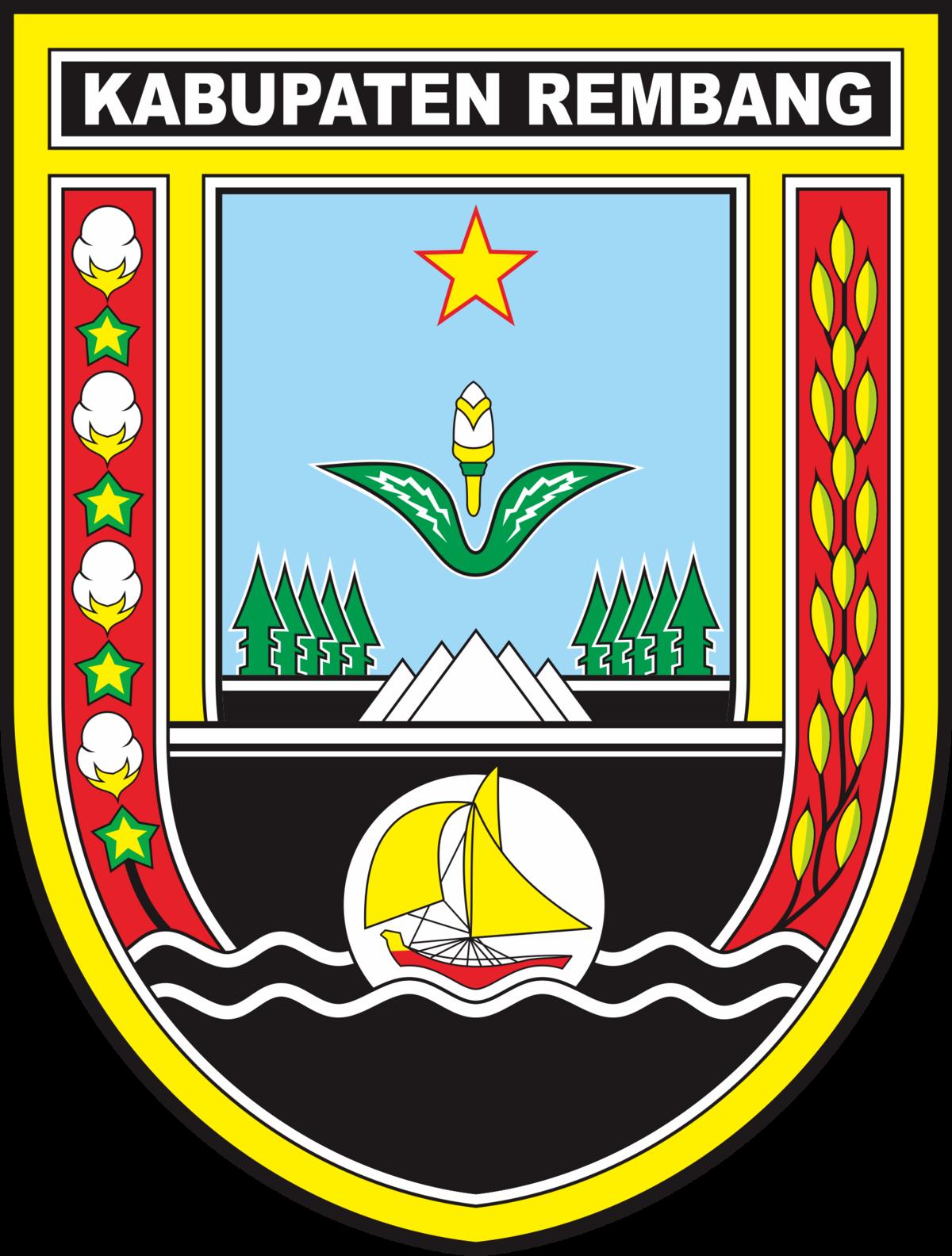 Kabupaten Rembang Wikipedia Bahasa Indonesia Ensiklopedia Bebas Situs Sejarah Kota