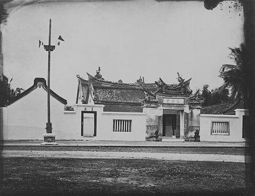 Lasem Rembang Wikiwand Kuil Tionghoa Situs Sejarah Kota Kab