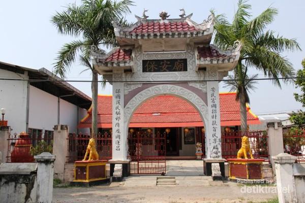 Lasem Tiongkok Kecil Kabupaten Rembang Klenteng Poo Bio Situs Sejarah