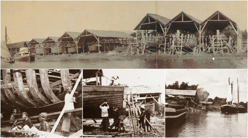 Melihat Jejak Sejarah Lasem Rembang Warta Situs Kota Kab