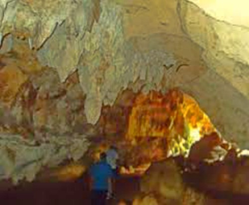 Napak Tilas Sejarah Goa Joglo Jagung Nganten Desa Pasucen Rembang