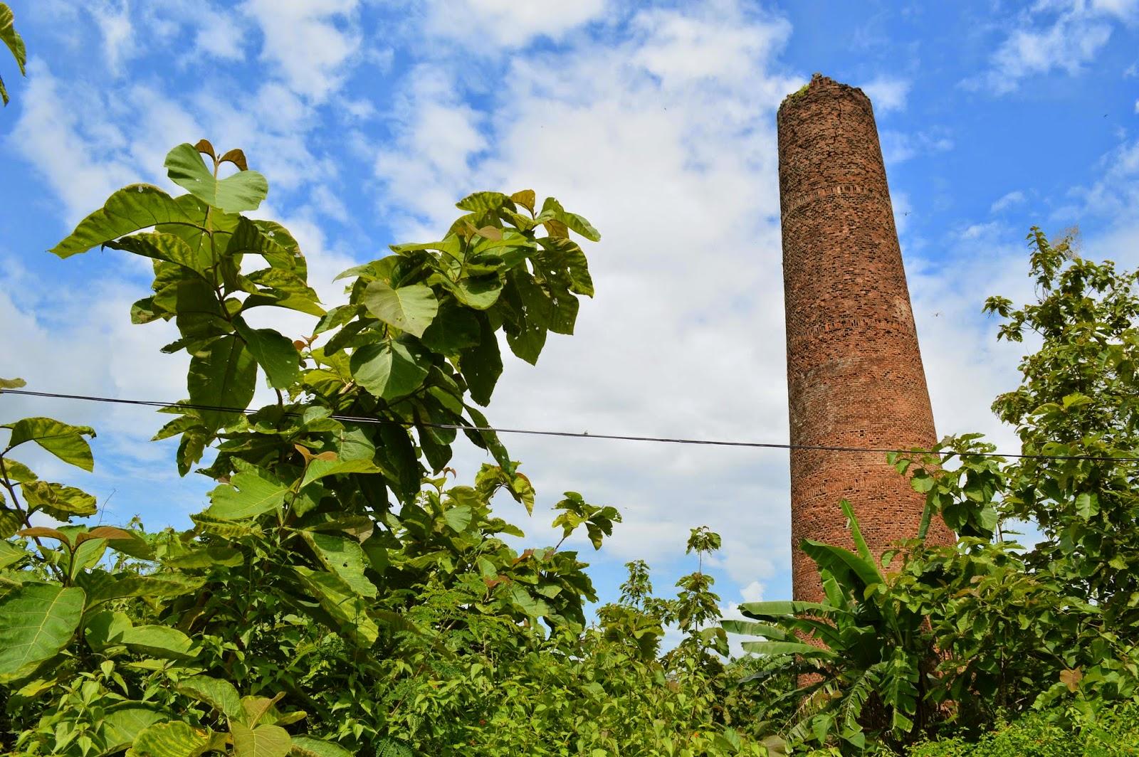Peninggalan Belanda Menara Schoorsteen Kecamatan Pamotan Baca Asal Usul Desa