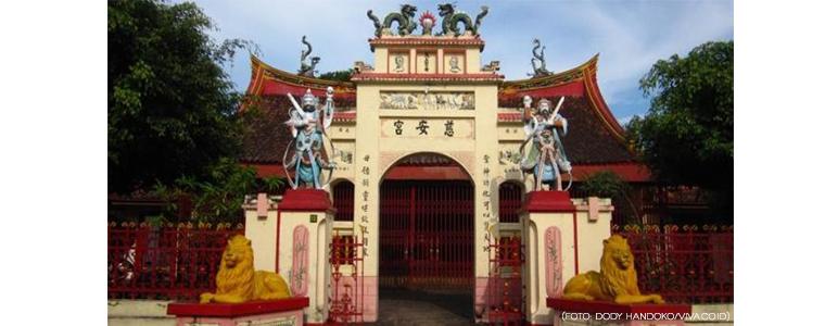 Plesiran Lasem China Town Utara Jawa Urban Women Kota Kecil