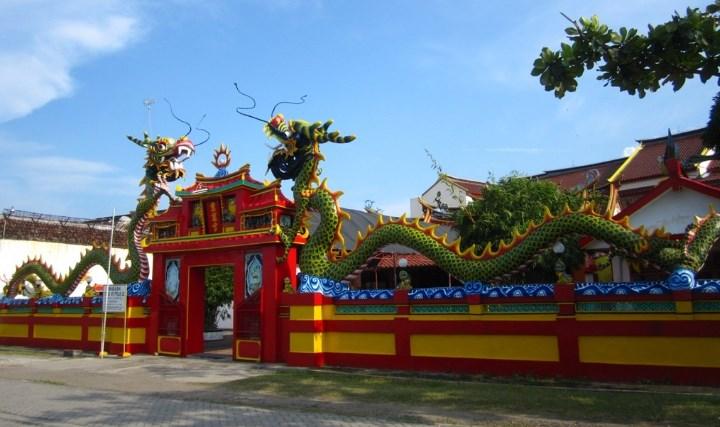Sejarah Klenteng Tjoe Hwie Kiong Rembang Situs Kota Kab