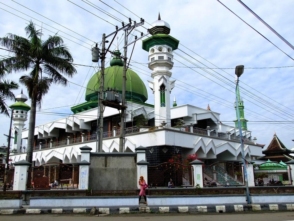 Sejarah Masjid Jami Lasem Rembang Situs Kota Kab
