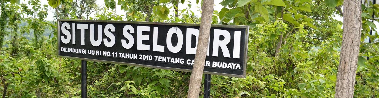 Situs Megalitikum Selodiri Desa Terjan Rembang Idsejarah Net Berada Daerah