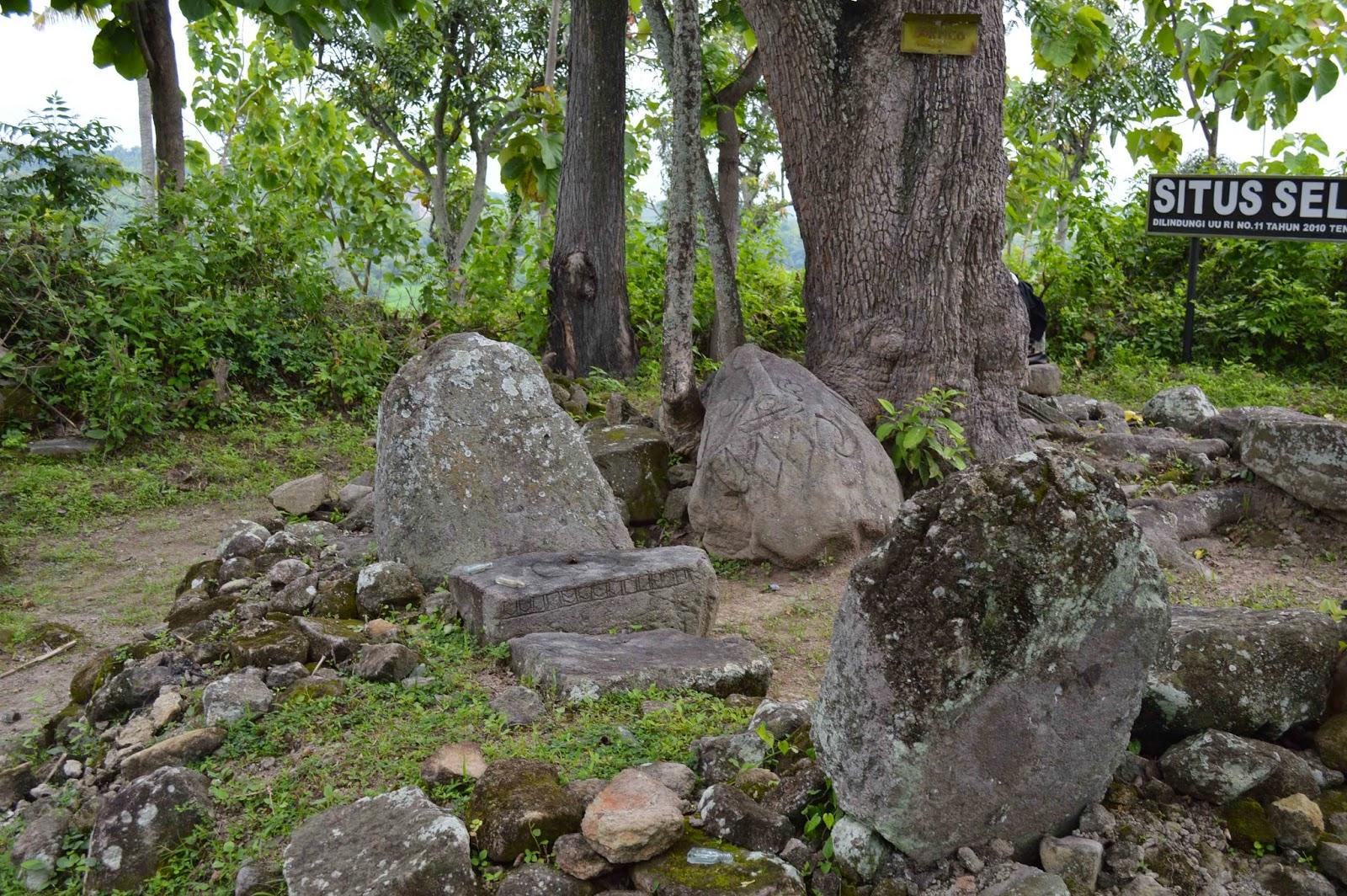 Situs Megalitikum Selodiri Desa Terjan Rembang Idsejarah Net Sejarah Kota