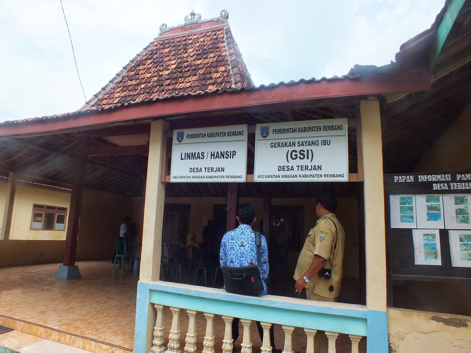 Situs Megalitikum Terjan Kecamatan Kragan Kab Rembang Komisi Dprd Nyampai
