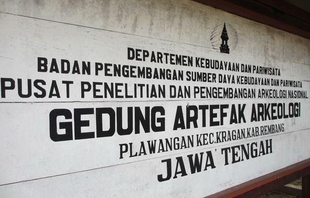 Situs Plawangan Rembang Sisa Peninggalan Sejarah Terletak Desa Kecamatan Kragan