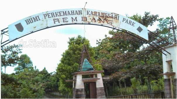 Tempat Wisata Kota Rembang Terkenal Pantainya Indah Wilayah Kabupaten Terdapat