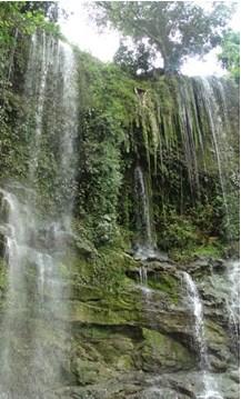 Curug Pasucen Wisata Lokal Rembang Taman Pantai Kartini Alias Dampo