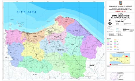 Profil Kabupaten Rembang Lukmana Masterplan Sumber Lain Tentang Diambil Sebuah