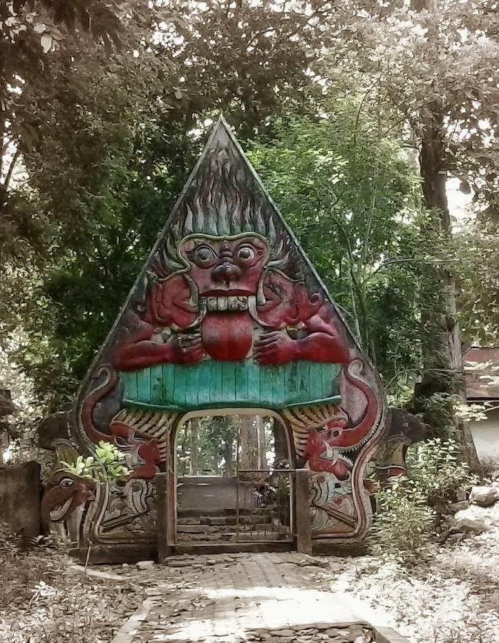 Taman Wisata Alam Twa Hutan Sumber Semen Sale Gerbang Gapuro