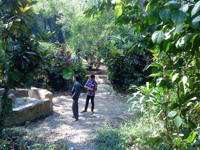 Tempat Taman Wisata Alam Sumber Semen Rembang Lokasi Kab