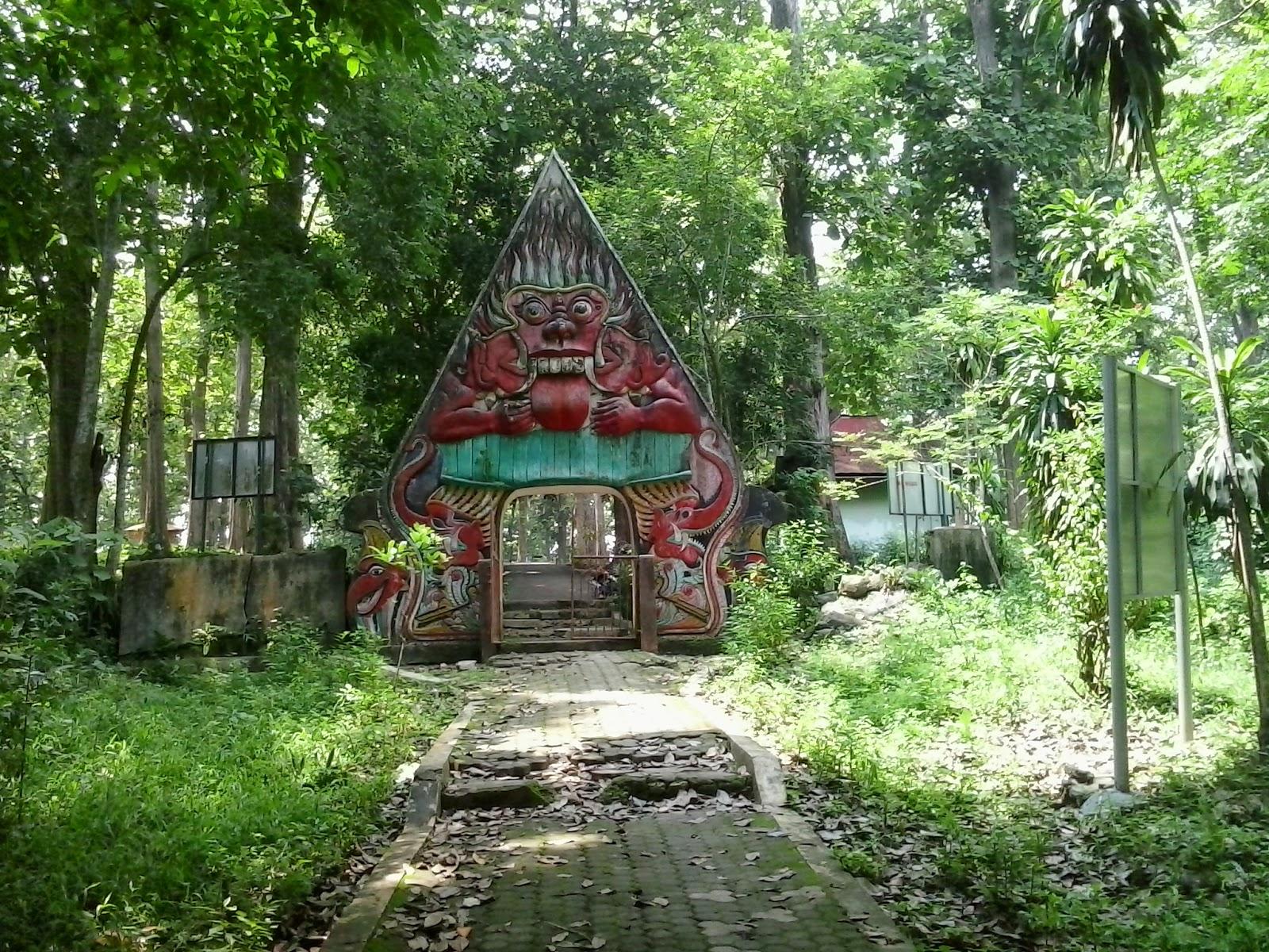 Wisata Alam Sumber Semen Tersembunyi Rembang Jawa Tengah Taman Kab