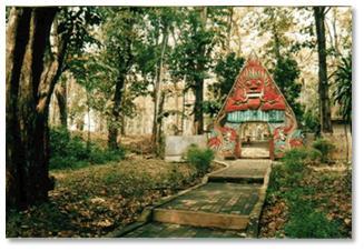 Wisata Indonesia Alam Sumber Semen Taman Kab Rembang