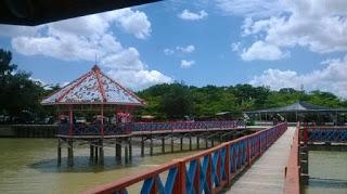 12 Tempat Wisata Kabupaten Rembang Layak Dikunjungi Pantai Dampo Awang